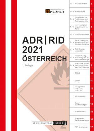 ADR RID 2021
