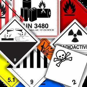 Gefahrzettel